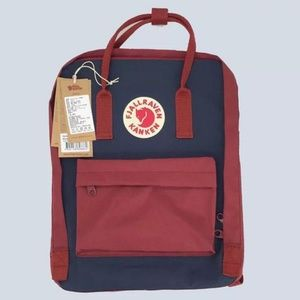 Fjallraven Kanken Outdoor Travel Sport Backpack